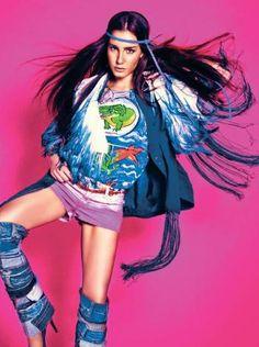 Vogue Turkey editor / model Ece Sükan #ecesükan #style