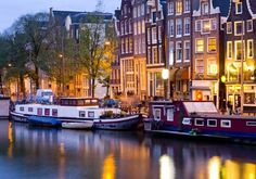 Amsterdam, Holland ~ a must see...one day!