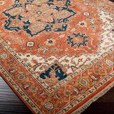 Found it at Joss & Main - Zadia Oriental Wool Hand-Knotted Area Rug