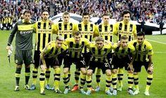 Equipos de fútbol: BORUSSIA DORTMUND Subcampeón de Europa 2013