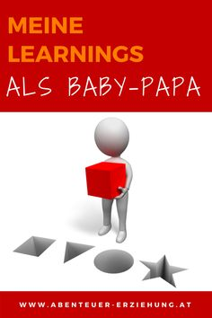 Meine Learnings als Baby-Papa Baby Papa, Dads, Learning, Blog, Daddy And Son, Babies First Year, Father And Baby, Stay At Home, Kids Allowance