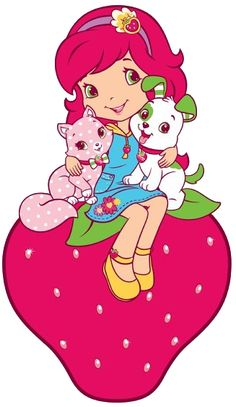 Strawberry Shortcake images Strawberry Shortcake and Friends wallpaper and background photos Strawberry Shortcake Pictures, Strawberry Shortcake Characters, Strawberry Shortcake Birthday, Little Pony, Little Girls, Rainbow Brite, Dora The Explorer, American Greetings, Minnie
