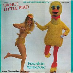 Little Bird never had the talent of his older brother Big Bird. He got into cheap women and booze and continues to live in his brother's shadow. Lp Cover, Vinyl Cover, Cover Art, Worst Album Covers, Cool Album Covers, Bad Album, Album Book, Vinyl Cd, Vinyl Records