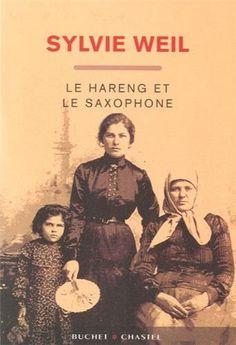 Le hareng et le saxophone de Sylvie Weil / PEB