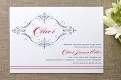 (Limited Supply) Click Image Above: French Vintage Baptism And Christening Invitations Vintage Baptism, Unique Invitations, Invites, Christening Invitations, Custom Stamps, Little Miss, French Vintage, Baby Love, Different Colors