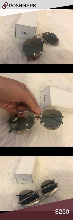 88e4035d891a Dior sunglasses Authentic Dior split sunglasses. Used with minor scratches
