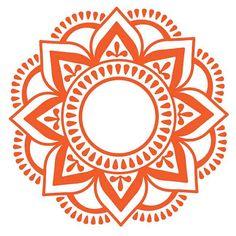 Download Monogram Mandala SVG | Skin Doodles | Lotus mandala tattoo ...