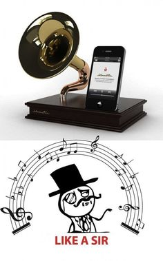 Music, like a Sir.  Definitely want
