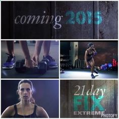 IT'S TIME TO GET SERIOUSLY SHREDDED. 21 DAY FIX makes losing weight so simple . . . you never have to diet again. That's why it became America's #1 fitness and nutrition program. Now, celebrity trainer and national bikini competitor Autumn Calabrese is go