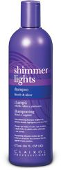 Shimmer Lights Hair Care from Clairol Professional