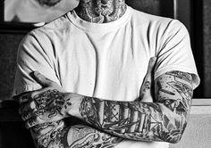 Coverage #Tattoos #HandTattoos #Sleeves