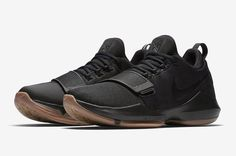f4d8fcb2203 The Nike PG 1 Black Gum (Style Code  in a Black