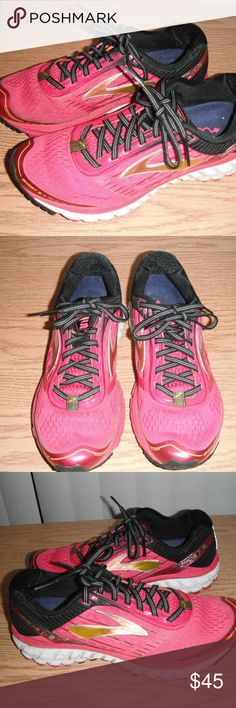 cb74e6135508 Brooks Ghost 9 Road Running Shoes Size 8 Awesome pair of women s Brooks  Ghost road running