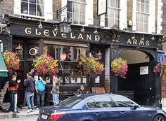 The Cleveland Arms in London