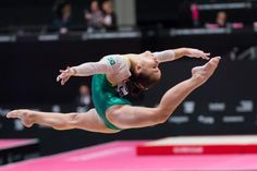 WAG Qualification Day 1 - 2015 World Championships by Christy Ann Linder - Gymnastike