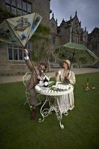 Hendrick's Gin Umbrella Emporium