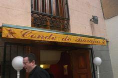 restaurantes en Madrid