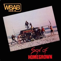 Various  ‎– Son Of Homegrown   Label: WBAB Broken Records ‎– WBAB-1982  Format: Vinyl, LP, Compilation  Country: US   Released: 1982   Genre: Rock  Style: Rock & Roll, Heavy Metal
