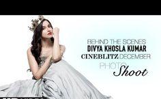Divya Khosla on Cover of Cineblitz! Hotness Overload!! - Indiansite