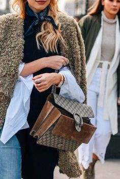 Designer bag / street style fashion #desginerbag #luxury #streetstyle #fashion / Instagram: @fromluxewithlove