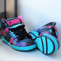 OSIRIS NYC 83 SLM YOUTH - The perfects kicks for gliding from class to class! #ShopWSS