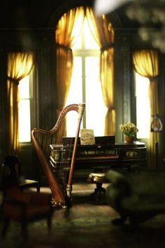 Harps are so beautiful!