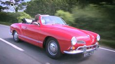 1968-Volkswagen Karmann Ghia Convertible in Wheeler Dealers Series 8