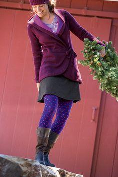 Wrap-it-up Hooded Sweater - Sweaters & Fleece - Tops, Sweaters & Outerwear - Title Nine