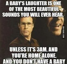 Guess this is more creepy than funny, but it's true.