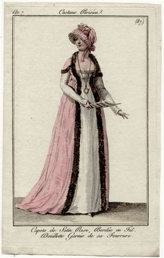 1790s fashion plates - Google Search