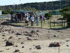 Insediamento punico e romano area PIP sabato 17 maggio