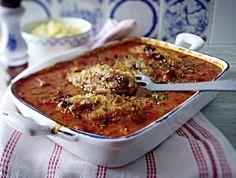 Toskanisches Hähnchen zu Blumenkohl-Kartoffel-Püree Rezept | LECKER