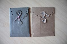 Scraptus: Enveloppes décoratives