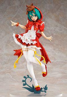 Hatsune Miku -Project DIVA- 2nd PVC Statue 1/7 Mikuzukin 26 cm  Vocaloid / Miku Hatsune - Hadesflamme - Merchandise - Onlineshop für alles was das (Fan) Herz begehrt!