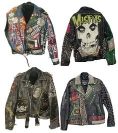 """""""I don't wanna grow up"""" - The Descendents Motorcycle Jacket, Military Jacket, Punk Jackets, Swaggy Outfits, Pasta, Leather, Animals, Style, Fashion"""
