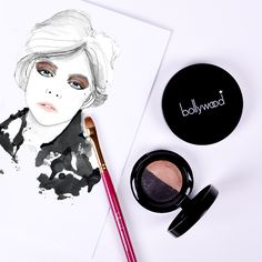Get the look with our Bollywood Professional Baked Split Shadow! #bollywoodPRO
