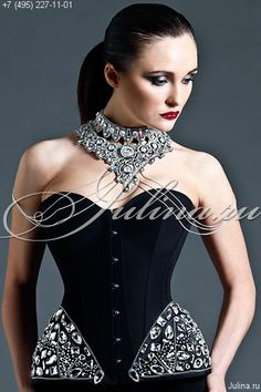 : корсет 2215 :: Exlusive corsets Julina