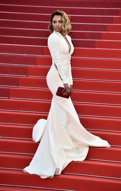 "Kat Graham - ""The Last Face"" premiere - The 69th Annual Cannes Film Festival"