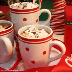 Let-It-Snow Cocoa from Homemade Christmas Cookbook