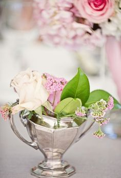 Vintage Silver For Your Wedding