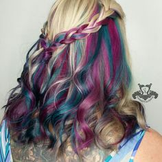 Vivid Hair Color / Bright Hair Color Archives - Sarasota Bradenton Hair Salon