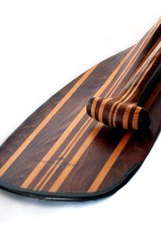 Sanborn Canoe Co Gunflint-Straight Paddle, Made in USA