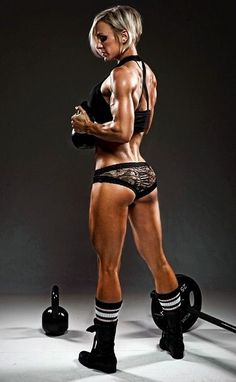 Jamie Eason...my greatest fitness inspiration