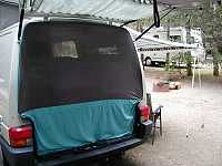 back hatch screen