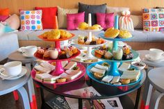 High Tea - Fitzroy, Melbourne | Yarn and Co