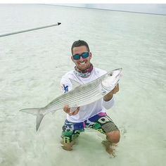 a6e42eb55a12 Solid bonefish landed on the flats of Chub Cay by  jacobfleishman  🇧🇸 fishing
