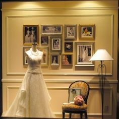 "10 creative things to do with your wedding gown AFTER you say "" I do"" 