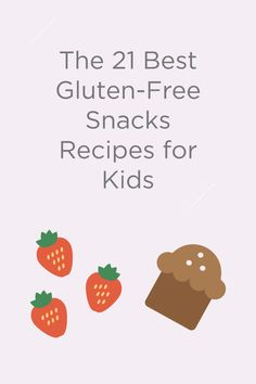 If your child has celiac disease or a gluten intolerance, then you already know about all the types of foods they should avoid. Learn more about these great snacks they can eat that will boost their energy & nutritional intake!