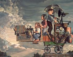 Bob Byerley #maslindo Art around the world : http://www.maslindo.com