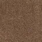 Carpet Sample - Lavish II - Color Lumber Yard Texture 8 in. x 8 in., Beige/Ivory